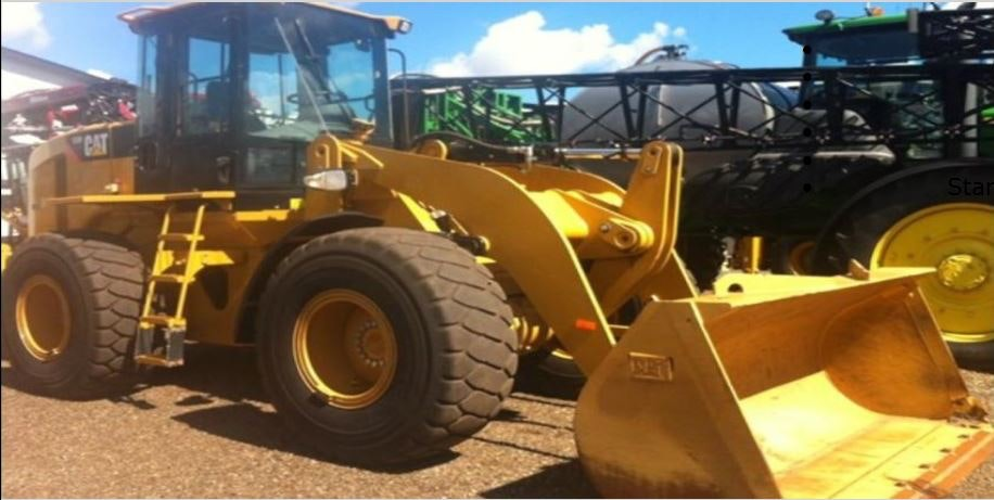 12t - 20t Loader for hire - Stockmans Plant Hire