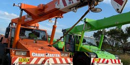 Crane Master Pty Ltd banner