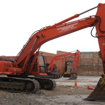 Logo of Australian Demolition And Excavations