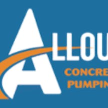 Logo of All Out Concrete Pumping