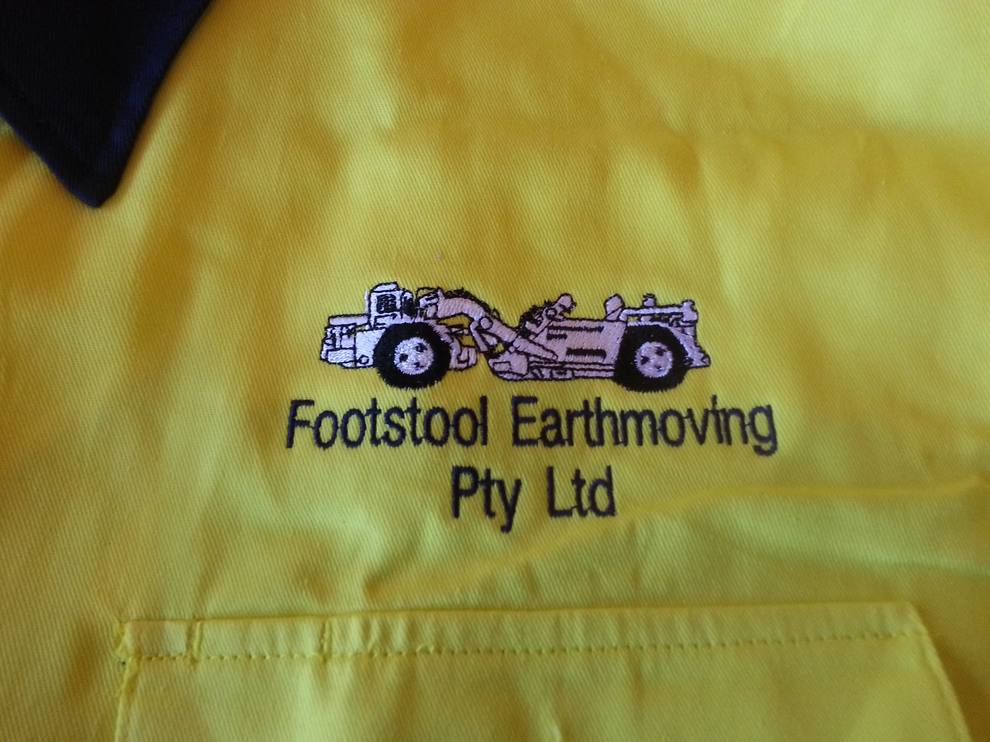 Footstool Earthmoving Pty Ltd