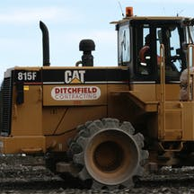 Logo of Ditchfield Contracting Pty Ltd