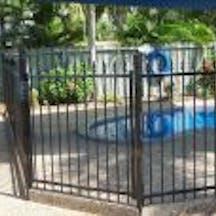 Logo of Aquarius Poolside Fencing