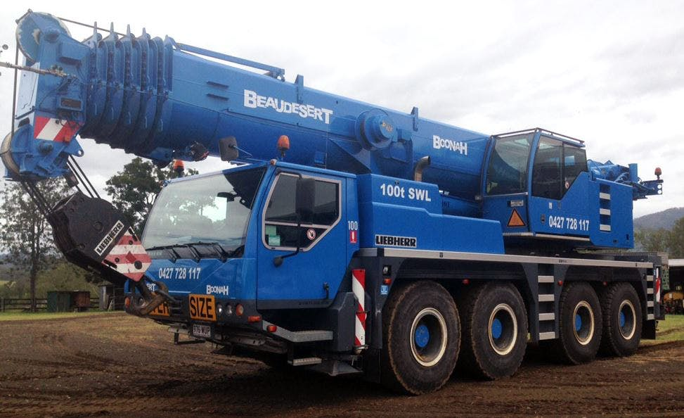 Beaudesert & Boonah Cranes Pty Ltd