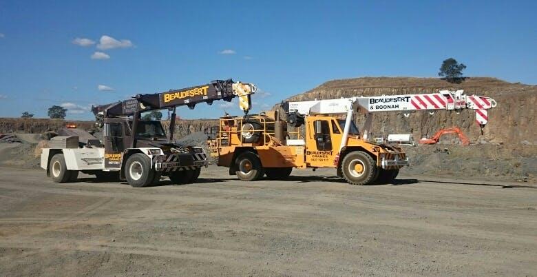 Beaudesert & Boonah Cranes Pty Ltd