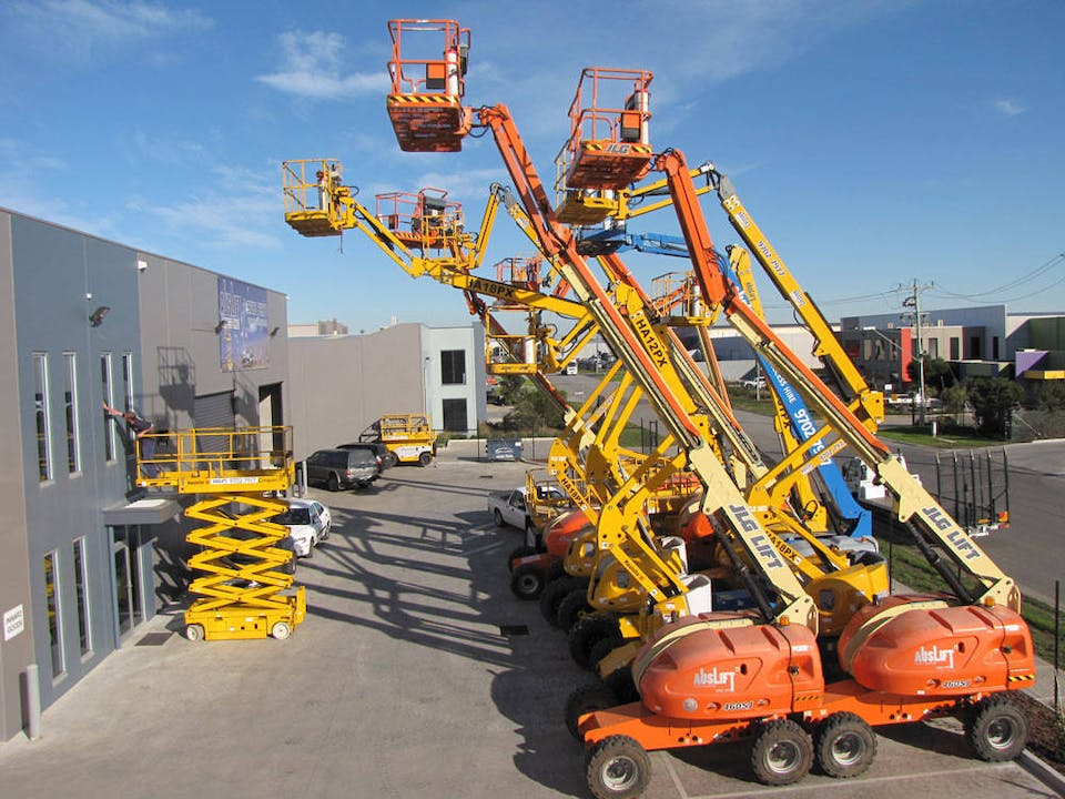 Auslift Access Hire machinery for hire in Dandenong South