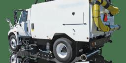 Abrotray Pty Ltd Road Truck Street Sweeper