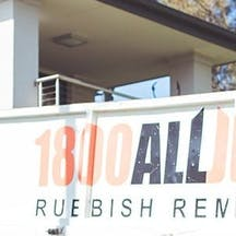 Logo of 1800 All Junk Gold Coast
