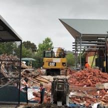 Logo of Expert Demolition Melbourne