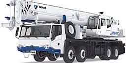 Esperance Crane Hire & Rigging Mobile Slewing Crane
