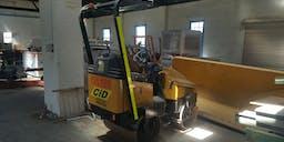 CID Services  Smooth Drum Roller