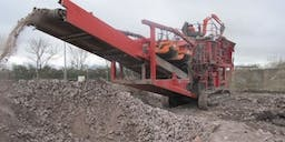 CID Services  Ride On Trencher