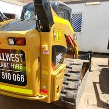 Logo of Allwest Plant Hire