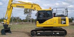 Beauchamp Excavating Pty Ltd Track Mounted Excavator