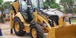 Beauchamp Excavating Pty Ltd 4x4 Backhoe