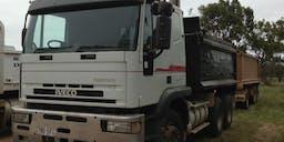 Beauchamp Excavating Pty Ltd Tipper