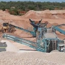 Logo of Kimberley Quarry Pty Ltd