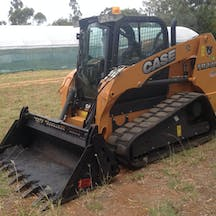 Logo of Monster Skid Steer & Attachment Hire