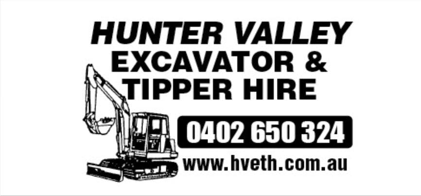 Hunter Valley Excavator and Trailer Hire