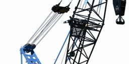 Al Jaber Heavy Lift and Transport Australia Pty Ltd Crawler Crane