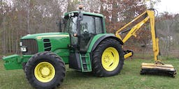 AG & Earth 4x4 Tractor