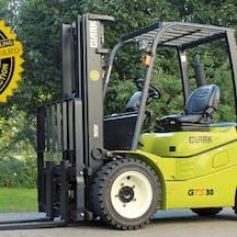 Logo of Clark Equipment QLD Nth