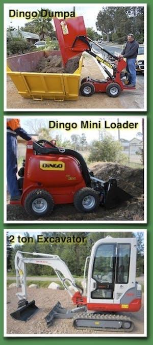 Dingo Mini Excavations Pty Ltd