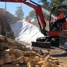 Logo of Action Demolition & Asbestos Removal P/L