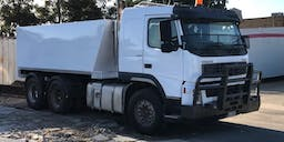 Bellaluca Construction and Stone  Tipper