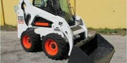 Bellaluca Construction and Stone  Wheeled Skid Steer