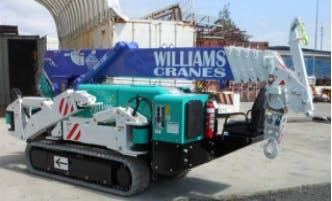 Williams Cranes & Rigging PTY LTD