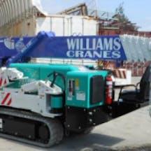 Logo of Williams Cranes & Rigging PTY LTD