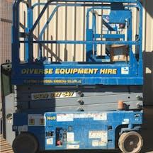 Logo of Diverse Equipment Hire