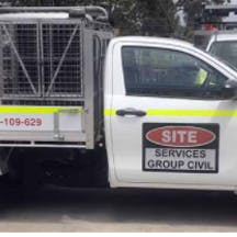 Logo of Site Services Group Pty Ltd