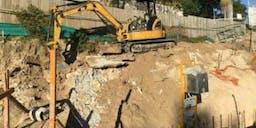 ASF Excavations Track Mounted Excavator