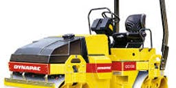 Bells Plant Hire Smooth Drum Roller