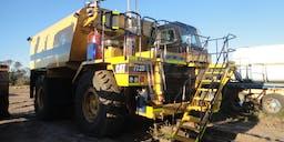 Armfleece Earthmoving Pty Ltd Dump Truck Mounted Water Cart