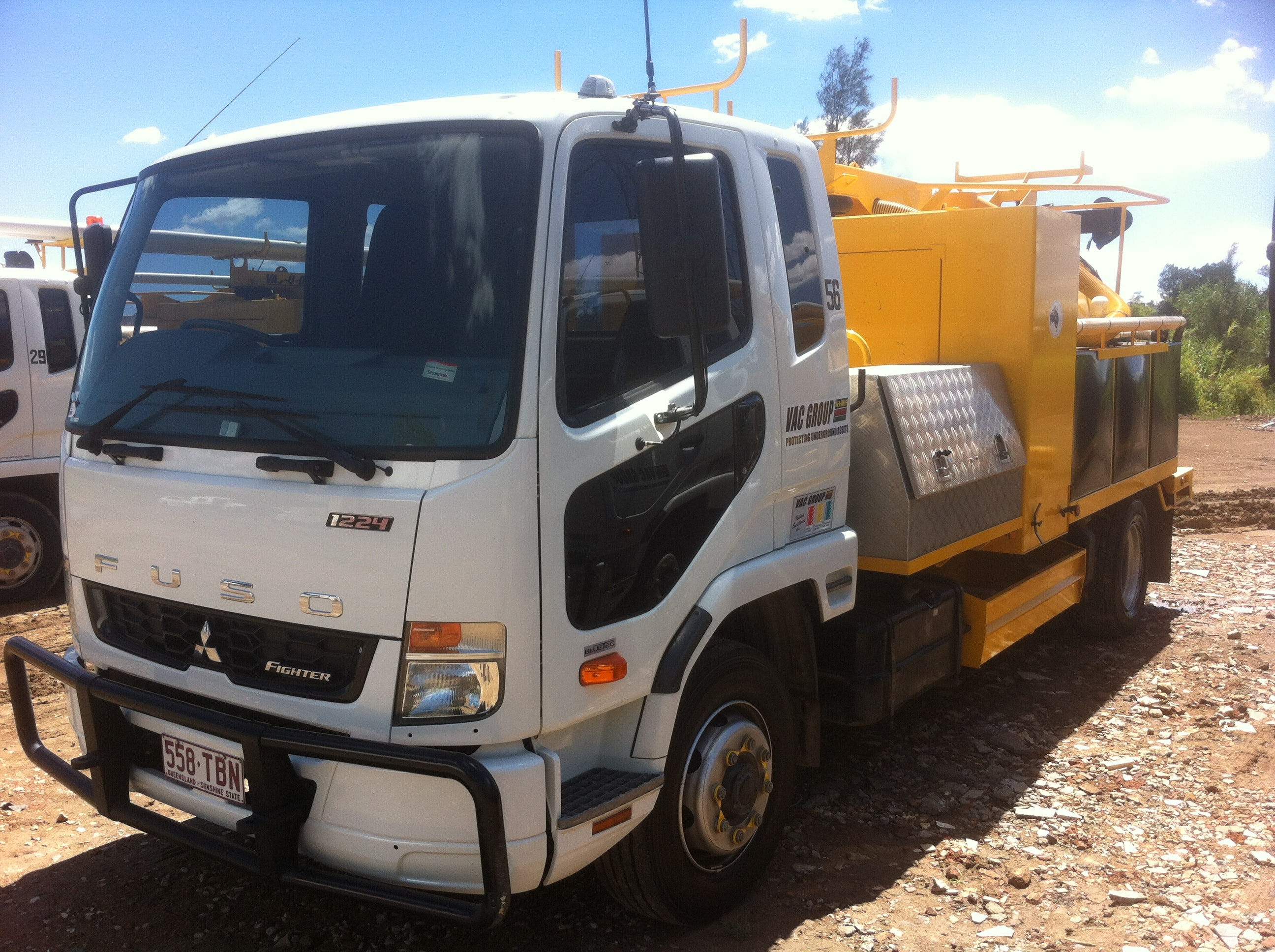 N/A Vacuum Excavation for hire - Vac Group Operations
