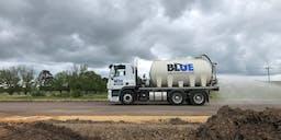 BLUE Civil & Construction Truck Mounted