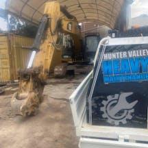 Logo of Hunter Valley Heavy Maintenance