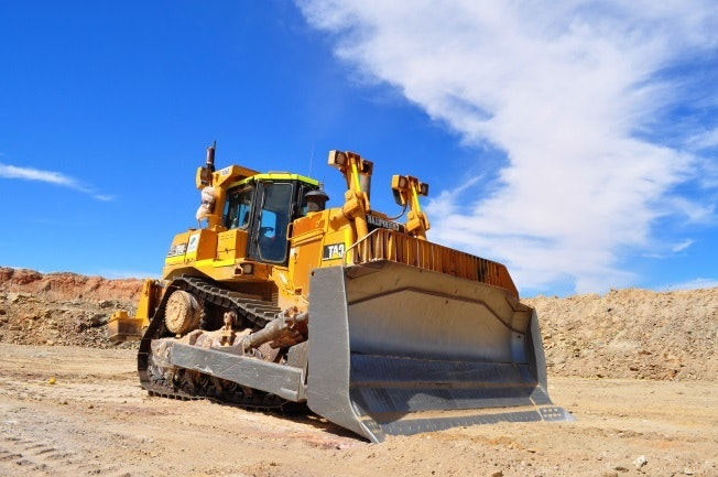 D8 or Equivalent  Dozer for hire - Lucas Total Contract Solutions