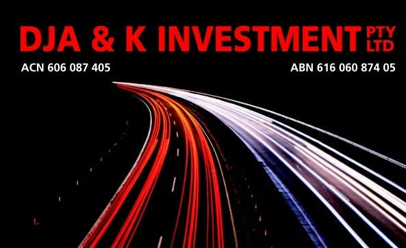 DJA & K INVESTMENT PTY LTD