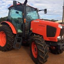 Logo of Bindoon Tractors