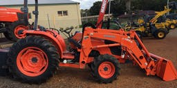 Bindoon Tractors 4x4 Tractor