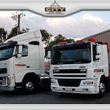Logo of City Crane Trucks