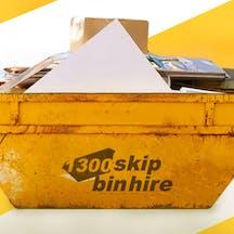 Logo of 1300BINNIT Skip Bin Hire