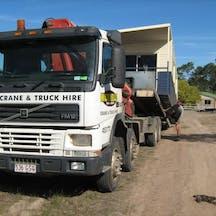 Logo of Bundaberg Crane & Truck Hire