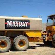Logo of Mayday Earthmoving