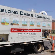 Logo of Geelong Cable Locations