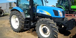 Ag Quip Hire 4x4 Tractor